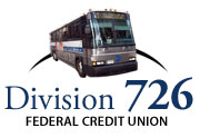 Division 726 Federal Credit Union Logo
